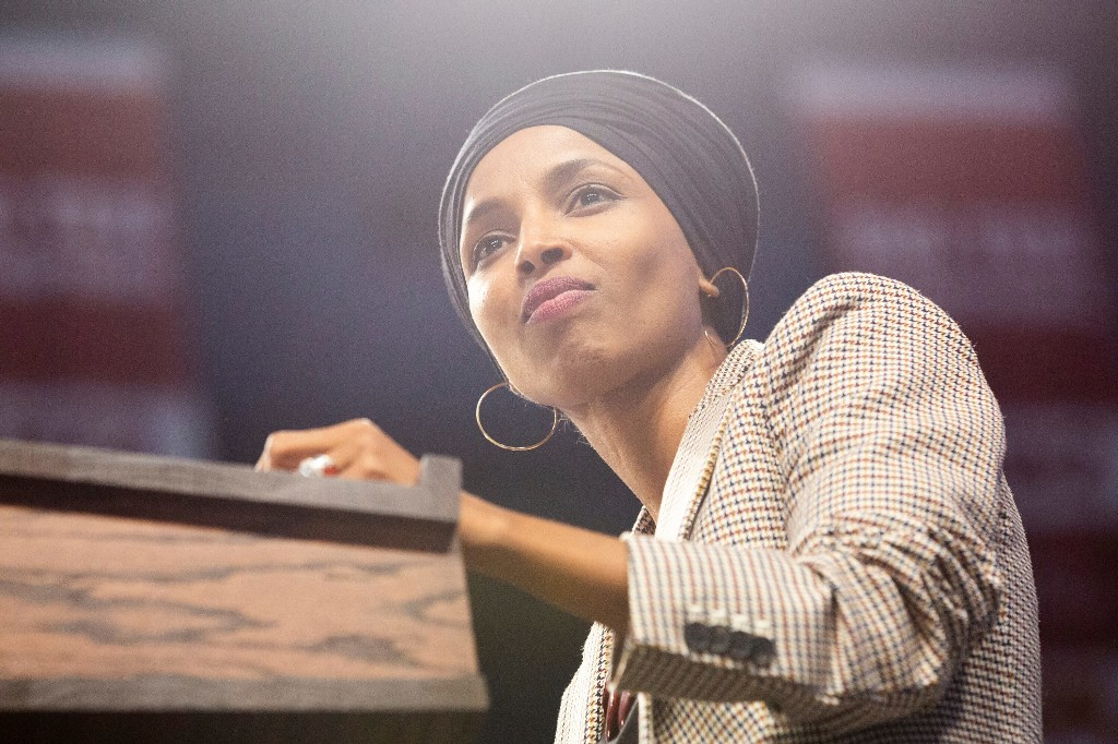 Ilhan Omar paid $878G to new husband's consulting firm, data show: report