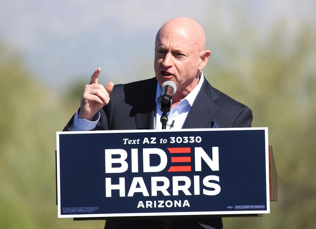 Democrat Mark Kelly wins Arizona US Senate seat, ousting incumbent McSally