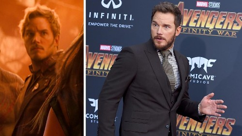 'Infinity War' fans blast Chris Pratt over 'Avengers' character's actions