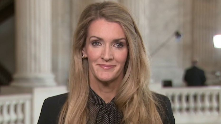 """""""It Truly Was Significant"""" Sen. Kelly Loeffler (R-GA) On Signing Of Historic Middle East Peace Deals"""