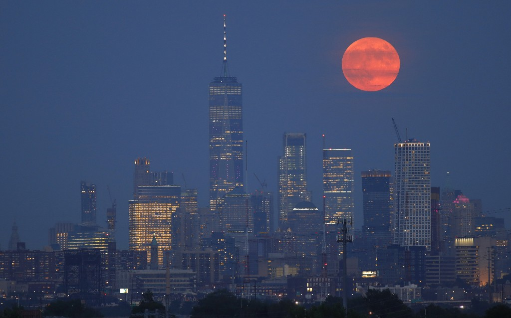 Get set for July 4 buck moon, partial lunar eclipse