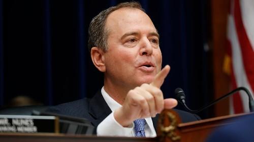 Trump demands Schiff resign over 'parody' reading of Ukraine call: 'HE GOT CAUGHT'