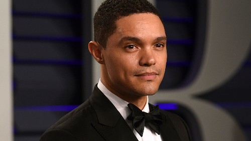 Trevor Noah on marriage: 'I'm a big advocate for not living together'