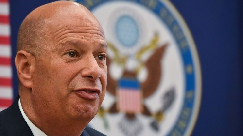 Dems may pursue perjury charges against Sondland: Welch