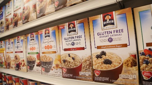 Family accidentally eats 21-year-old Quaker Oats cereal they got from Walmart