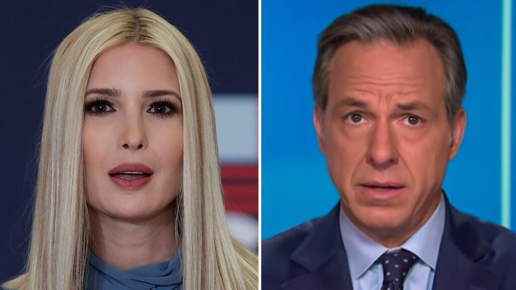 In Twitter spat with Ivanka Trump, CNN's Tapper credits market forces for lower emissions