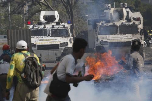 Head of Venezuela's secret police breaks with Maduro