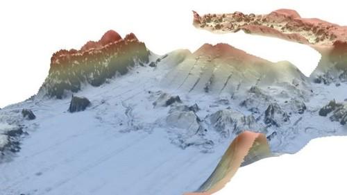 Huge blocks from Anak Krakatau volcano discovered on ocean floor