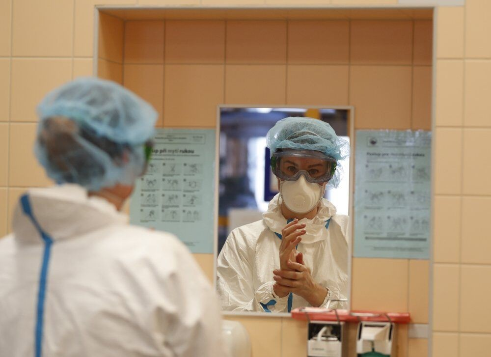 As coronavirus spikes, Europe runs low on ICU beds, hospital staff