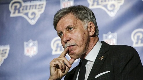 LA Rams owner spends estimated $725M on 520K-acre Texas ranch
