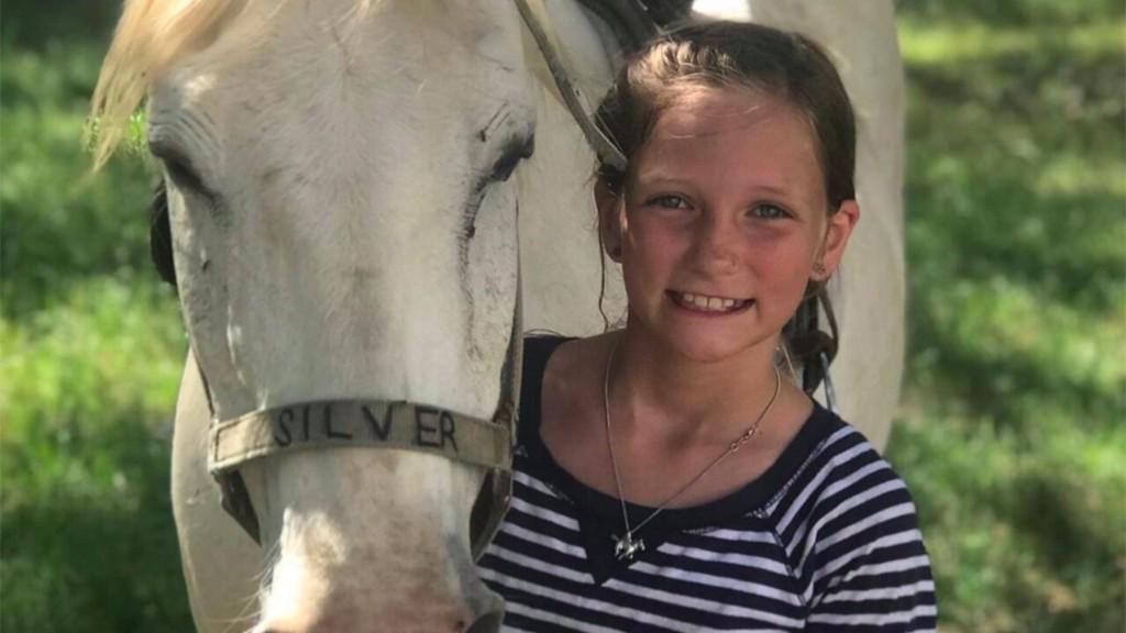 Texas girl's inoperable brain tumor vanishes