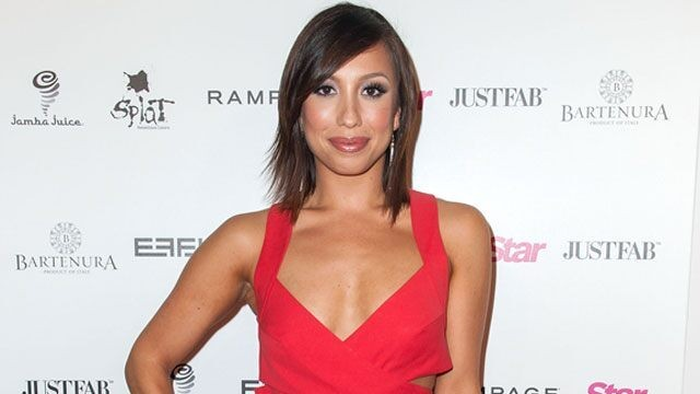 Cheryl Burke leaves 'Dancing With the Stars'
