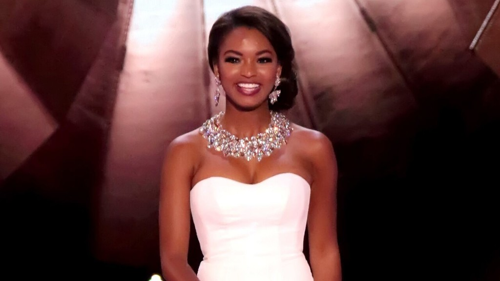 Miss USA 2020 Asya Branch says her Christian faith helped overcome tough times