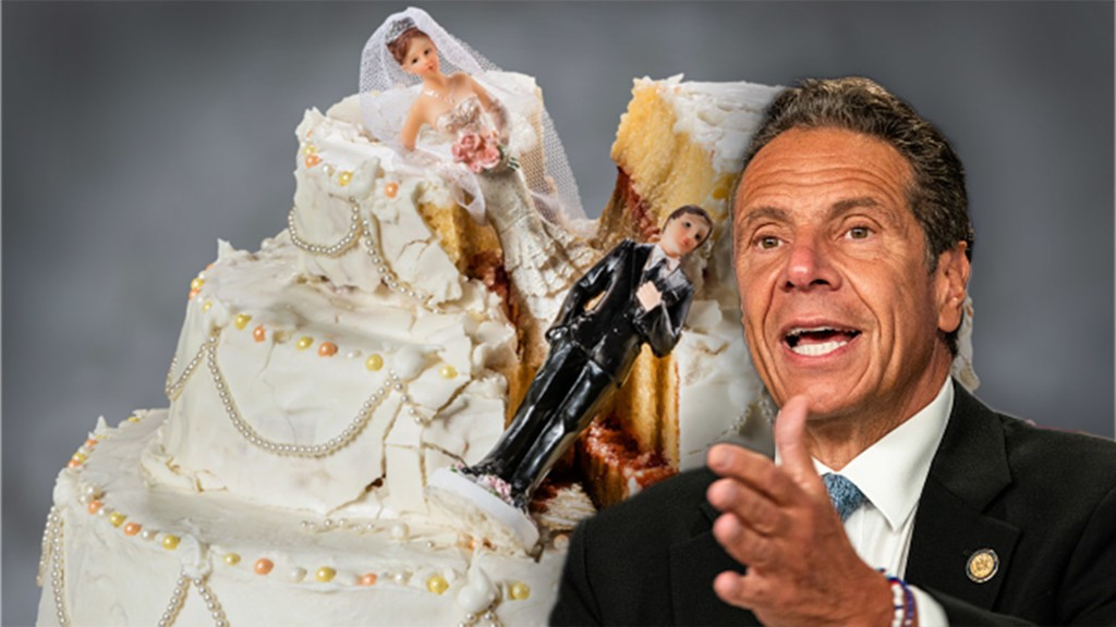 NY wedding venues sue Cuomo for same rights as restaurants