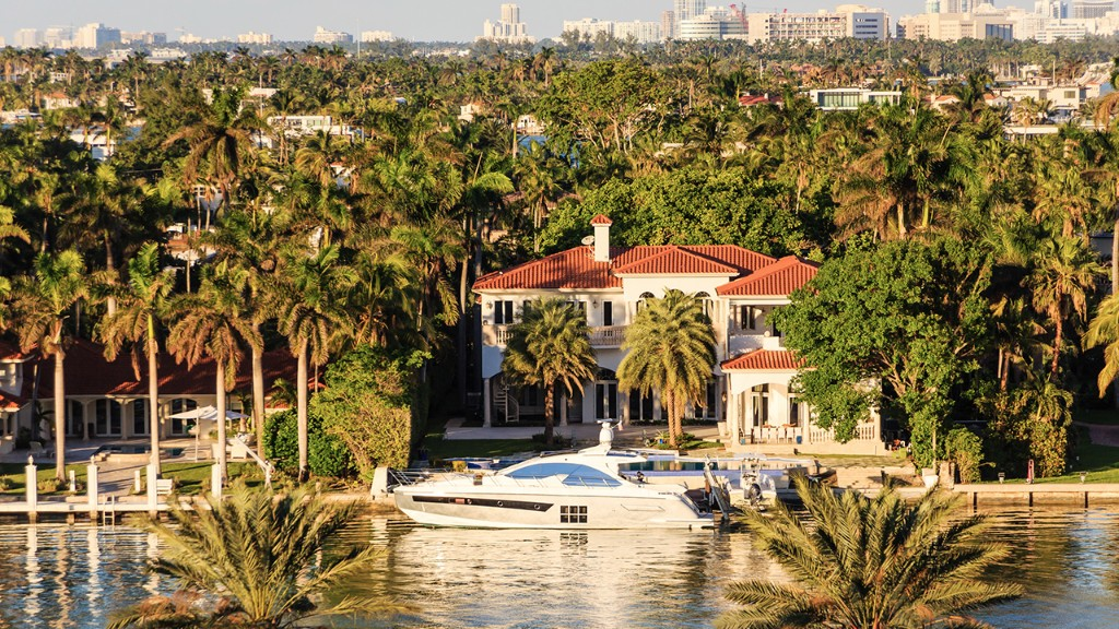Miami luxury real estate booming as Americans flee high-tax states