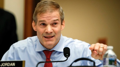 Jim Jordan: American people want accountability for people who started Russia investigation