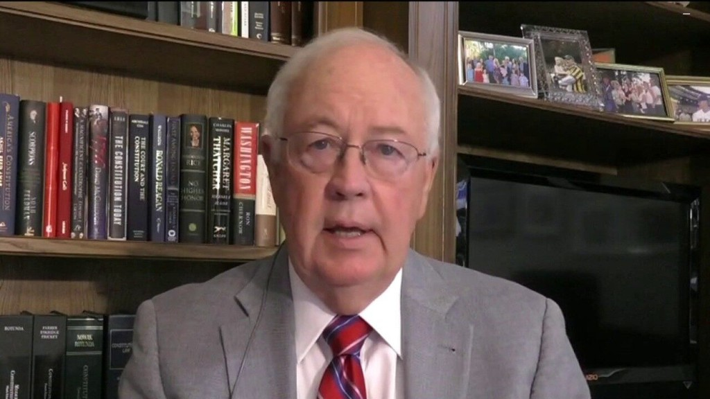 Ken Starr calls Obama administration failure to tell Trump of Flynn concerns 'dereliction of duty'