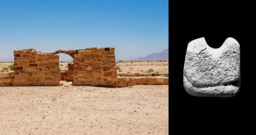 Carved rock could be world's oldest chess piece