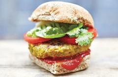 Discover veggie burger