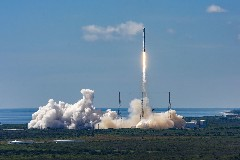 Discover spacex falcon rocket launch