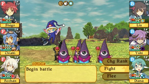 Two New RPGs Headed to PSP (Yes, PSP) in North America and Europe - GameSpot