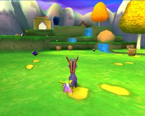Spyro The Dragon Remaster For PS4 Coming This Year - Report - GameSpot