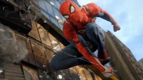 E3 2016: Ratchet & Clank Dev Making New Spider-Man Game for PS4 - GameSpot