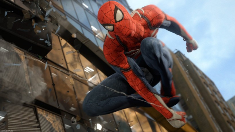 Ratchet & Clank Dev Making New Spider-Man Game for PS4, Watch First Trailer