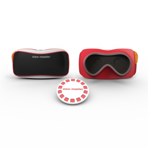 """Google and Toy Maker Mattel Reveal Virtual Reality """"View-Master"""" - GameSpot"""