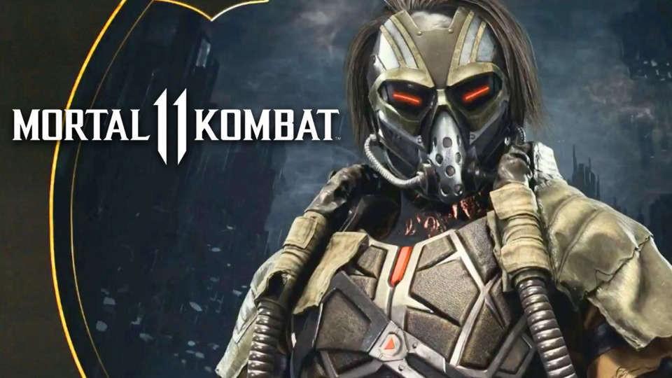 Mortal Kombat - Cover