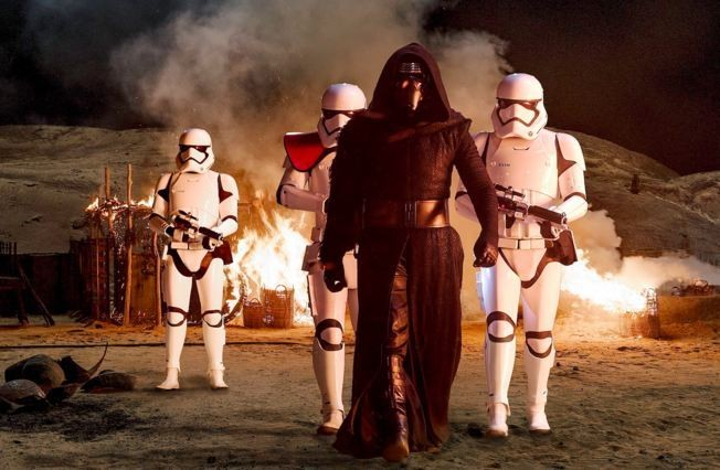 Star Wars - Magazine cover