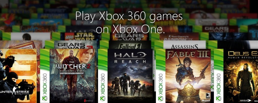 Complete List Of Xbox One Backwards Compatibility Games [May Update]