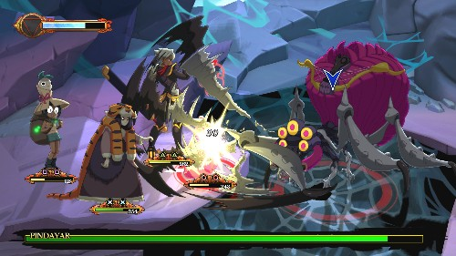 Skullgirls Dev's New Action-RPG, Indivisible, Shows Promising Fighter-RPG Fusion - GameSpot
