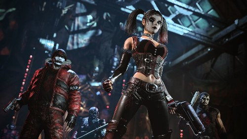 Batman: Return to Arkham Launches Today on PS4 and Xbox One - GameSpot