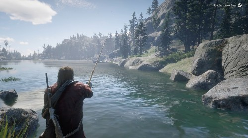 Red Dead 2 Fishing Guide: How To Fish, Tips For Catching Legendary Fishes, More - GameSpot
