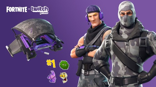 Claim A Free Fortnite Twitch / Amazon Prime Skin And Pickaxe Right Now - GameSpot