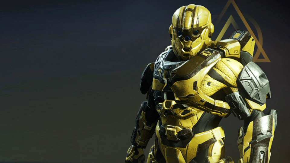 Halo 5 - cover