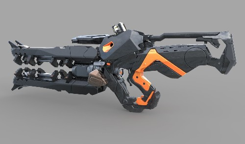 Check Out the First Guns From Gears of War Creator's Next Shooter - GameSpot