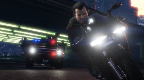 What New Things Should You Expect in GTA V PC? - GameSpot