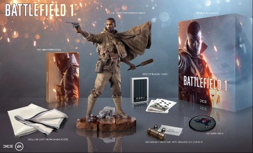 Battlefield 1 Collector's Edition Available For Cheap--But There's A Catch - GameSpot