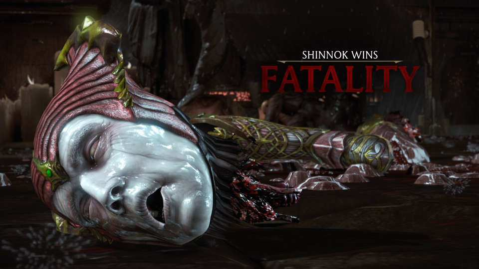 Mortal Kombat Legacy .season 2 - cover