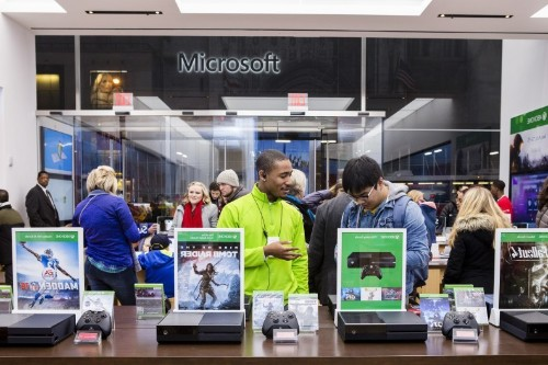 Xbox One Sales Surge on Black Friday, Microsoft Claims - GameSpot
