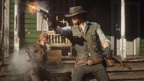 Red Dead 2's Cheat Codes: How To Find And Activate Them - GameSpot