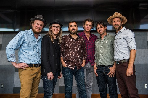 Steep Canyon Rangers Play Thelonious Monk