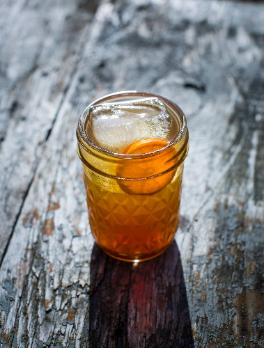 Satsuma Whiskey Cider