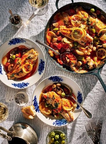 A Versatile Seafood Stew