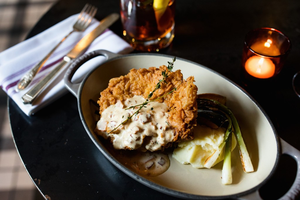 Chef Ann Kim's Country Fried Pork Chops – Garden & Gun