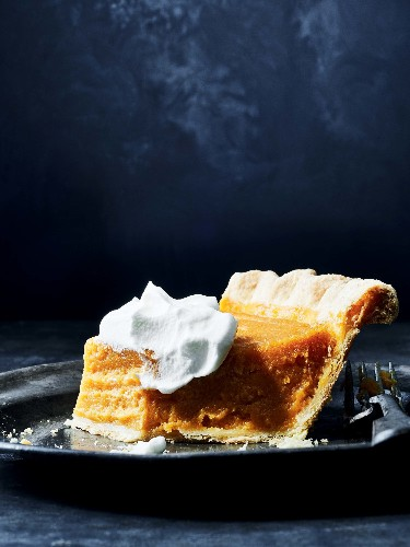 Sweet Potato Pie, Perfected