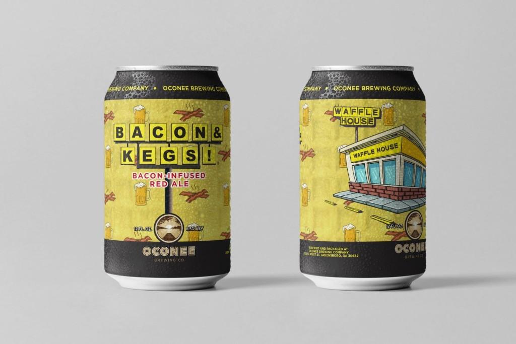 Waffle House's New Bacon Beer – Garden & Gun