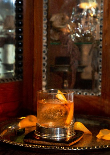 How to Make a Tequila Old Fashioned – Garden & Gun